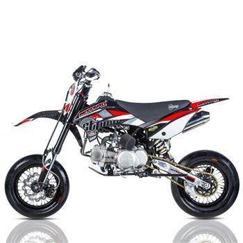 stomp pitbikes motard 140 pitbike the visor. Black Bedroom Furniture Sets. Home Design Ideas