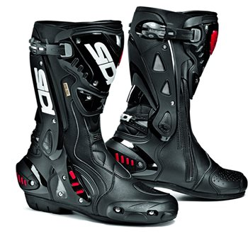 Sidi ST Gore Motorcycle Boot (Microfiber) Black  - Click to view larger image
