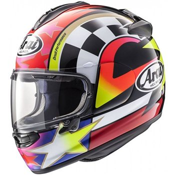 Arai Chaser-X Motorcycle Helmet Schwantz 95 Replica Arai-Chaser-X-Motorcycle-Helmet-Schwantz-95-Replica - Click to view larger image