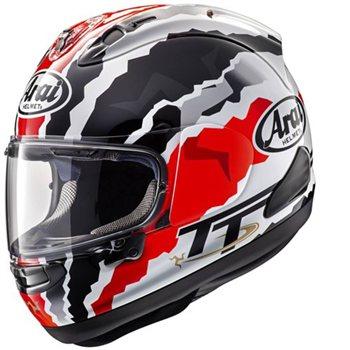 Arai RX-7V DOOHAN TT Motorcycle Helmet  Arai-RX-7V-DOOHAN-TT-Motorcycle-Helmet - Click to view larger image