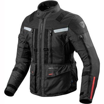 Revit Sand 3 Textile Motorcycle Jacket (Black) Revit Sand 3 Textile Motorcycle Jacket Black - Click to view larger image