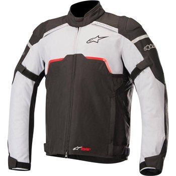 dcefb06dfc5 Alpinestars Hyper Drystar Motorcycle Jacket (Black   Mid Grey) - Pulse para  ver una