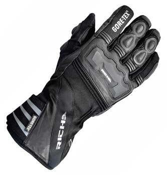 Richa Cold Protect Gore-Tex Glove (Black) Richa-Cold-Protect-Gore-Tex-Glove-Black - Click to view larger image