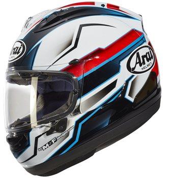 Arai RX-7V SCOPE Motorcycle Helmet (White) Arai-RX-7V-SCOPE-Motorcycle-Helmet-White - Click to view larger image