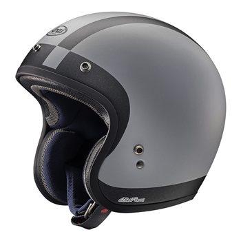 64526688 Arai Freeway Classic Open Face Helmet Halo Grey RST-Freeway-Classic-Open-