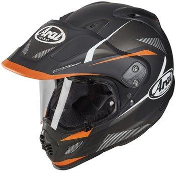 Arai Tour-X 4 Motorcycle Helmet BREAK (Orange) Arai-Tour-X-4-Motorcycle-Helmet-BREAK-Orange - Click to view larger image