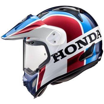 Arai Tour-X 4 Honda Africa Twin Motorcycle Helmet (Limited Edition) Arai Tour-X 4 Twin Africa Honda Motorcycle Helmet Limited Edition - Click to view larger image