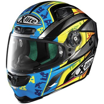 quality sale retailer closer at X-803 L. CAMIER Replica Helmet (Scratched Chrome) - XSMALL (55cm)