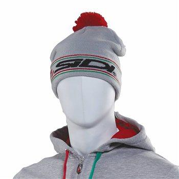 Sidi Beanie Hat (Montagna Grey) Sidi-Bobble-Hat - Click to view larger image