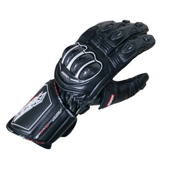 RST Tractech Evo R CE Motorcycle Glove 2092 (Black) RST Tractech Evo R III CE Motorcycle Glove 2092 Black - Click to view larger image