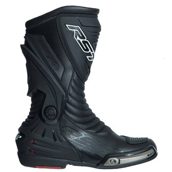 RST 2341 TRACETECH EVO III MENS SHORT BOOT Motorbike Motorcycle Quad Rider On-Road Sports Racing Touring CE Approved Boots