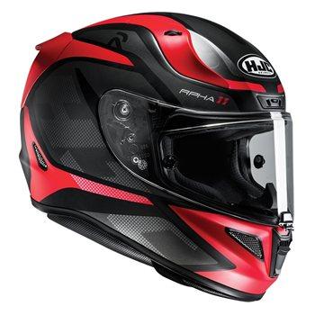 5f7153b3 HJC RPHA 11 Deroka Motorcycle Helmet (Black|Red) HJC RPHA 11 Deroka  Motorcycle