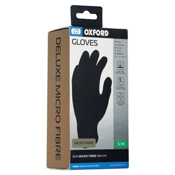 Oxford Deluxe Micro Fibre Inner Gloves Oxford-Deluxe-Micro-Fibre-Inner-Gloves - Click to view larger image