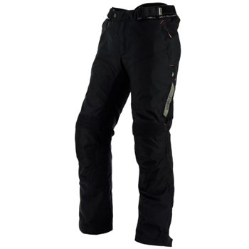 Richa Cyclone Gore-Tex Motorcycle Trousers Black (Short Leg) Richa-Cyclone-Gore-Tex-Motorcycle-Trousers-Black - Click to view larger image