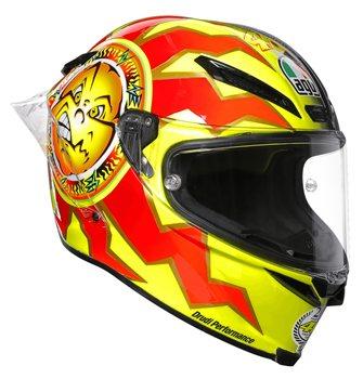 Agv Pista Gp R Rossi 20 Years Limited Edition Helmet Le Pare Shopcom