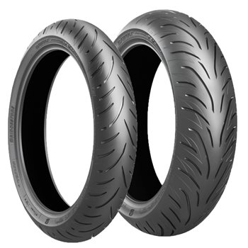 Bridgestone Battlax T31 & T31 GT Sport Touring Tyres  - Click to view larger image