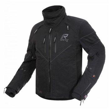 Rukka Nivala Gore-Tex Jacket (Black) Rukka-Nivala-Gore-Tex-Jacket-Black - Click to view larger image