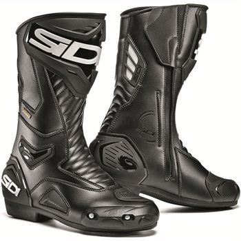 Sidi Performer Gore-Tex Motorcycle Boots (Black) Sidi Performer 2 Gore-Tex Motorcycle Boots Black - Click to view larger image