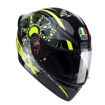 Agv K1 Helmet Flavum 46 Rossi Replica Le Pare Shopcom