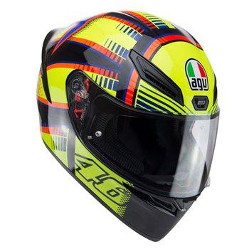 agv k1 helmet soleluna 2015 rossi replica the visor shop com