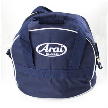 d1f07d9b8d Arai Helmet Bag Double Zipped Non Fleece Lined - Click to view larger image