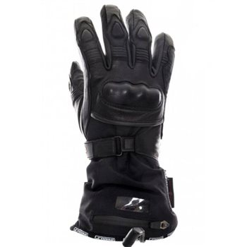 Gerbing XR-12 Hybrid Heated Motorcycle Gloves  - Click to view larger image