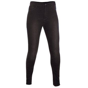 Oxford Ladies Super Jeggings (Black) - Regular Leg (28) Oxford Ladies Super Jeggings Black - Regular Leg - Click to view larger image