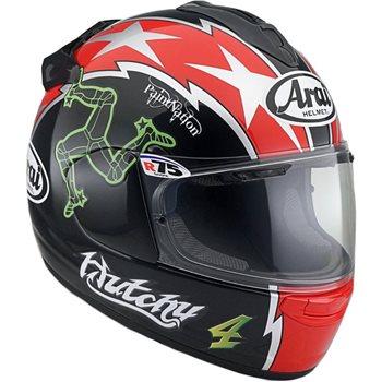 Arai Chaser-X Hutchy Replica Helmet Arai-Chaser-X-Hutchy-Replica-Helmet - Click to view larger image