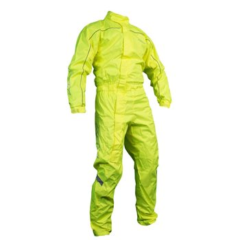 RST Waterproof Rain Suit (Fluo Yellow) 0204  - Click to view larger image