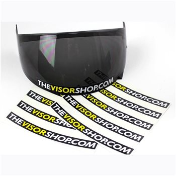TheVisorShop Visor Sticker  - Click to view larger image