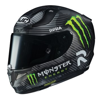 HJC RPHA 11 Monster 94 Special Motorcycle Helmet  HJC RPHA 11 Monster 94 Special Motorcycle Helmet - Click to view larger image