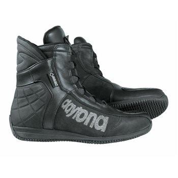: Daytona Journey XCR Gore Tex Black Leather
