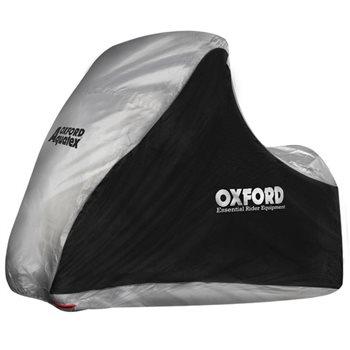 Oxford Aquatex MP3/3 Wheeler - Black/Silver Oxford-Aquatex-MP3-3-Wheeler - Click to view larger image