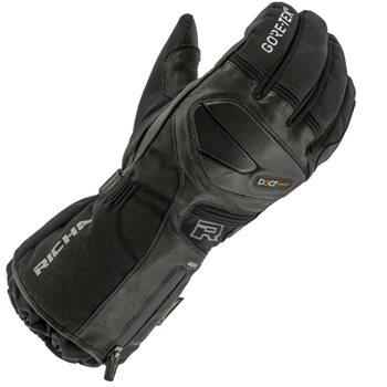 Richa Mountain Gore-Tex Gloves (Black) Richa-Mountain-GTX-gloves-Black - Click to view larger image