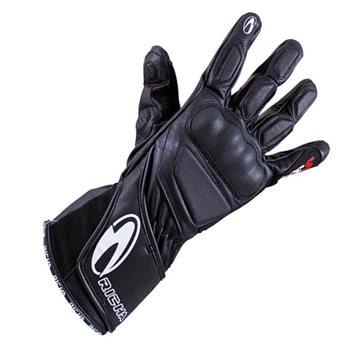 Richa WSS Ladies Motorcycle Gloves (Black) Richa-WSS-Ladies-gloves-Black - Click to view larger image