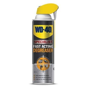 WD40 Industrial Strength Degreaser Spray 500ml  - Click to view larger image