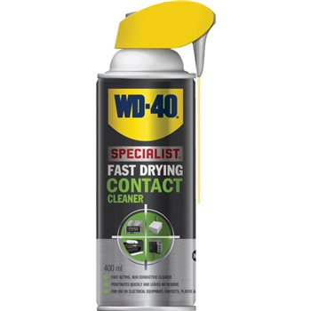 WD40 Electrical Contact Cleaner 400ml  - Click to view larger image