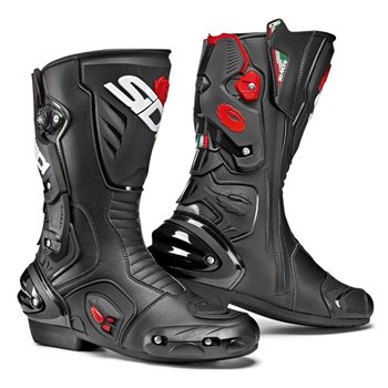 Sidi Vertigo 2 CE Motorcycle Boots (Black) Sidi-Vertigo-2-CE-Boots-Black - Click to view larger image