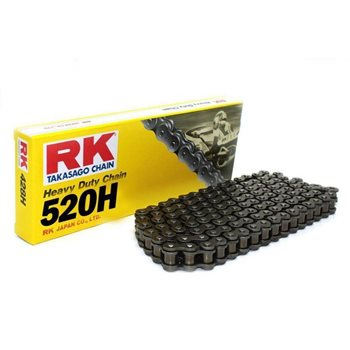 RK 520H Road Bike Chain (114 Link)  - Click to view larger image