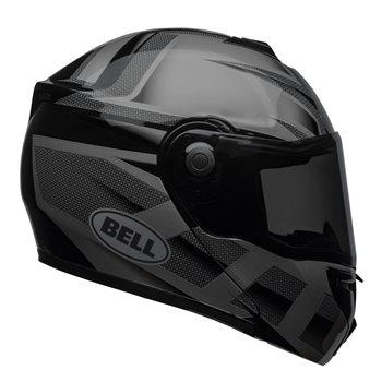 Bell SRT Flip Front Predator Helmet ( Black)  - Click to view larger image