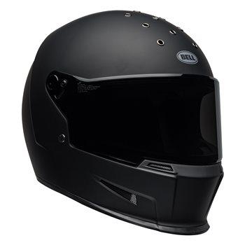 cb8deda5 Bell Eliminator Motorcycle Helmet (Matte Black) - Click to view larger image