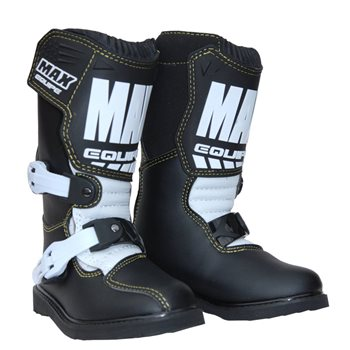 Wulfsport Max Kids Off Road Boots  - Click to view larger image