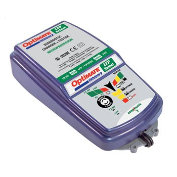 Optimate Lithium 4S / 9A / 5S 7A, BS Battery Charger  - Click to view larger image