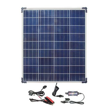 Optimate Solar 80W Kit For 12V Batteries  - Click to view larger image