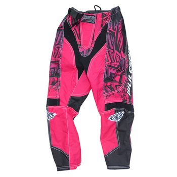 Wulfsport Aztec Cub Race Pants (Pink)  - Click to view larger image