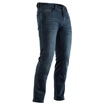 RST Aramid CE Motorcycle Jean 2284 (Dark Wash Blue)   - Click to view larger image