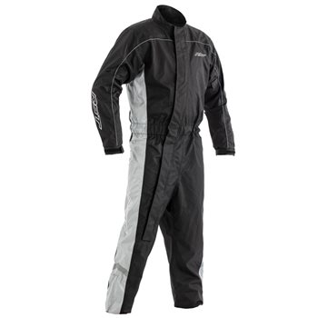 RST Waterproof Rain Suit (Black|Grey) 0204  - Click to view larger image