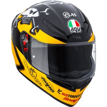 AGV K1 Guy Martin Motorcycle Helmet  - Click to view larger image