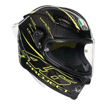 AGV Pista GP-R Project 46 Matt 3.0 Helmet AGV Pista GP-R Project 46 Matt 3.0 Helmet - Click to view larger image