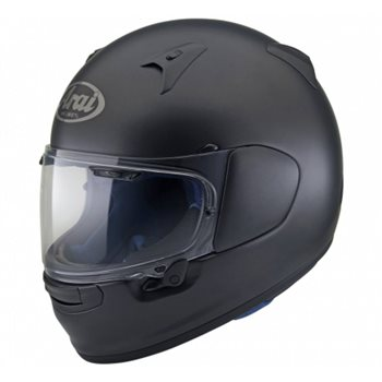 Arai Profile-V Frost Black Motorcycle Helmet Arai-Profile-V-Helmet-Mat-Black - Click to view larger image